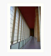 Tempelhof, Berlin Art Print