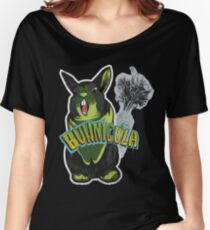 Bunnicula Women's Relaxed Fit T-Shirt