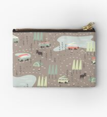 Long and Winding Road Studio Pouch