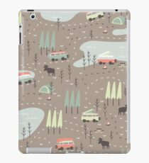 Long and Winding Road iPad Case/Skin