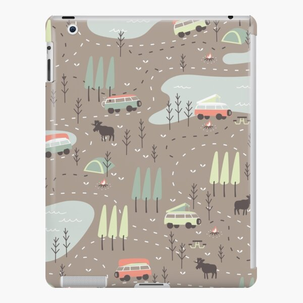 Long and Winding Road iPad Snap Case