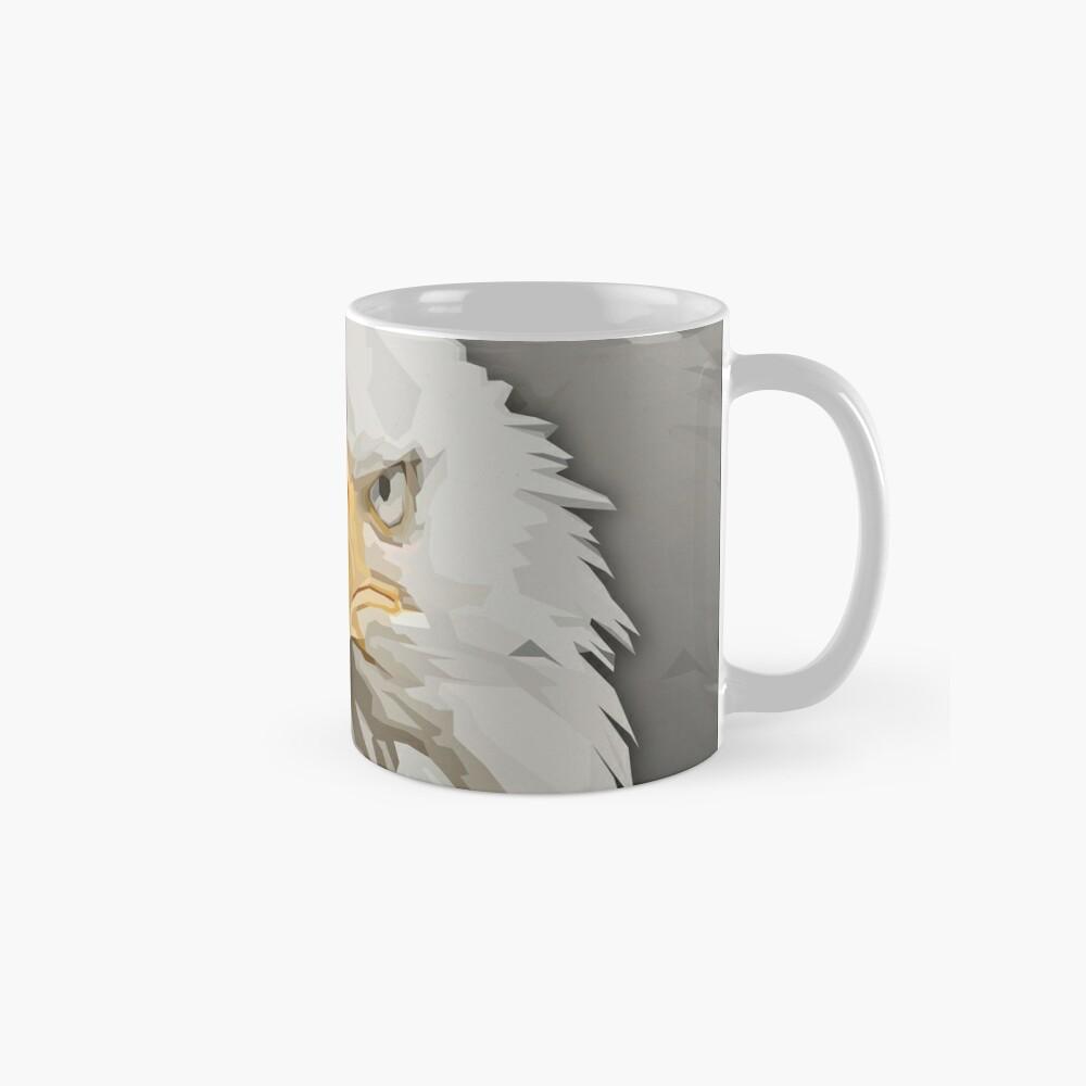 Topographic: Bald Eagle Mug
