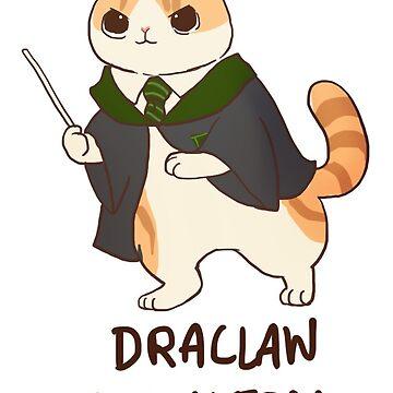 Draclaw Mewlfoy by derlaine