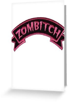Zombitch by MATDiamonds