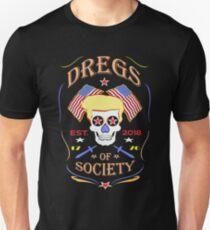 Dregs of Society 2018 Unisex T-Shirt