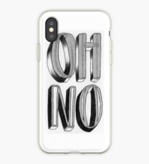 ACH NEIN iPhone-Hülle & Cover