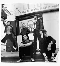 bocah band The limakx Neighbourhood Poster