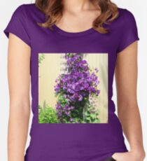 Country Posies Women's Fitted Scoop T-Shirt