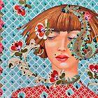 Lady Lady Bug by Alma Lee