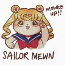 Sailor Mewn by derlaine