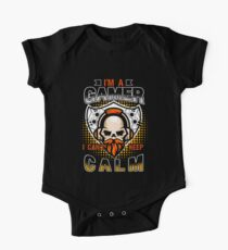 I'm A Gamer I Can't Keep Calm One Piece - Short Sleeve