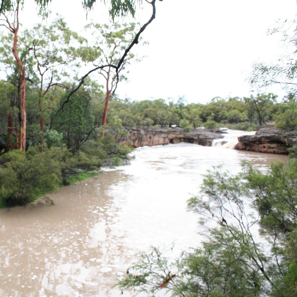Punchbowl Creek, Columboola by columboola