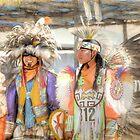 Powwow - Grand Prairie Texas by Dyle Warren