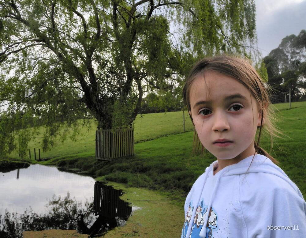 Village Pond by observer11