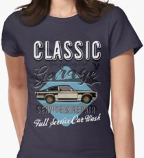 classic garage Women's Fitted T-Shirt