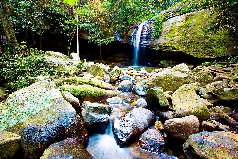 Serenity Falls by Heather-Lee Reid