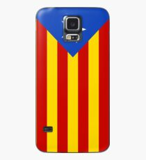 Flag of Catalunya Independence Case/Skin for Samsung Galaxy