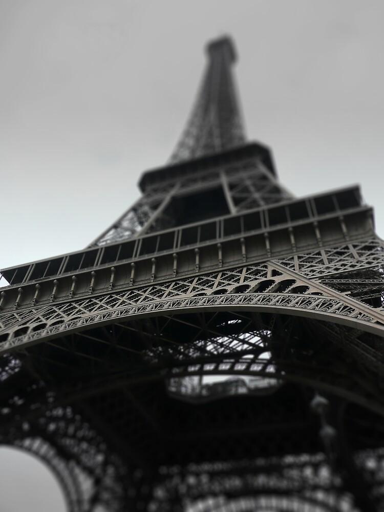 Eiffel Tower, Paris by Gavin Craig