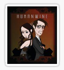 HUMANWINE - Avatars Sticker