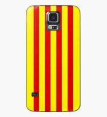 Flag of Catalunya Case/Skin for Samsung Galaxy