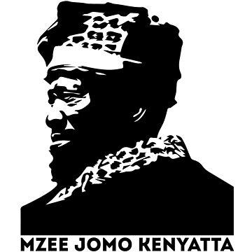 Jomo Kenyatta by Nkioi