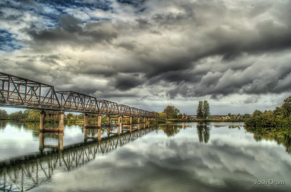 Threatening Clouds by Josh Oram