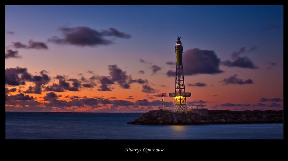 Hillarys Lighthouse by David Ahn