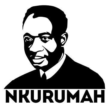 Kwame Nkurumah by Nkioi