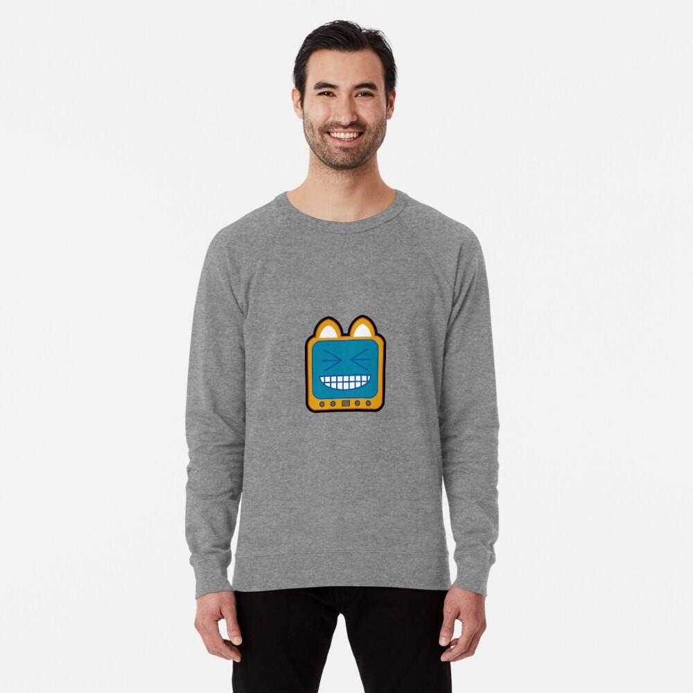 Television Kitty LOL 2 Lightweight Sweatshirt