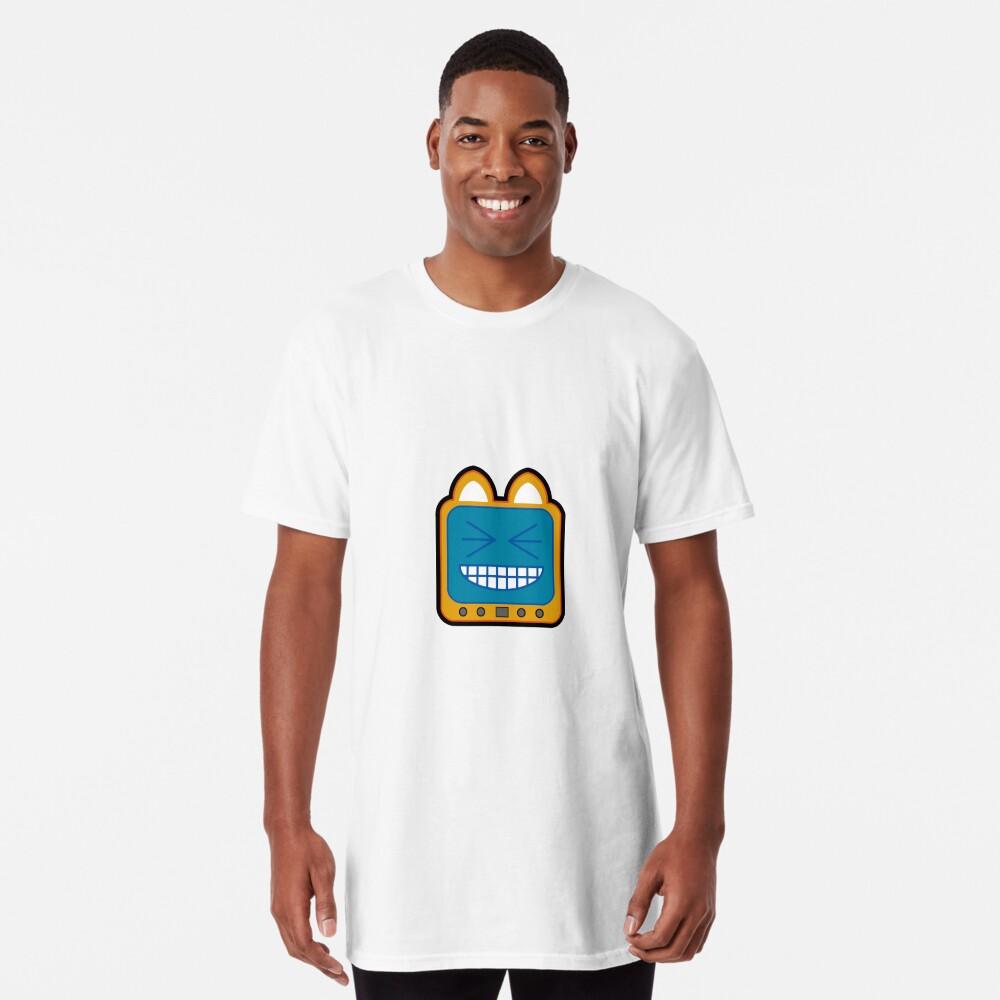 Television Kitty LOL 2 Long T-Shirt