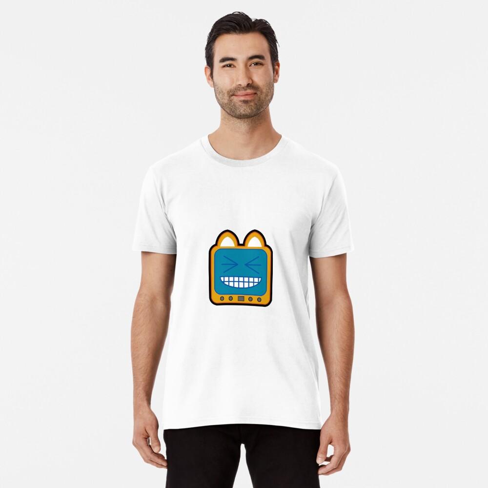 Television Kitty LOL 2 Premium T-Shirt