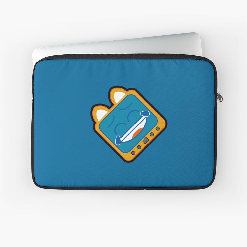 Television Kitty LOL7 Laptop Sleeve