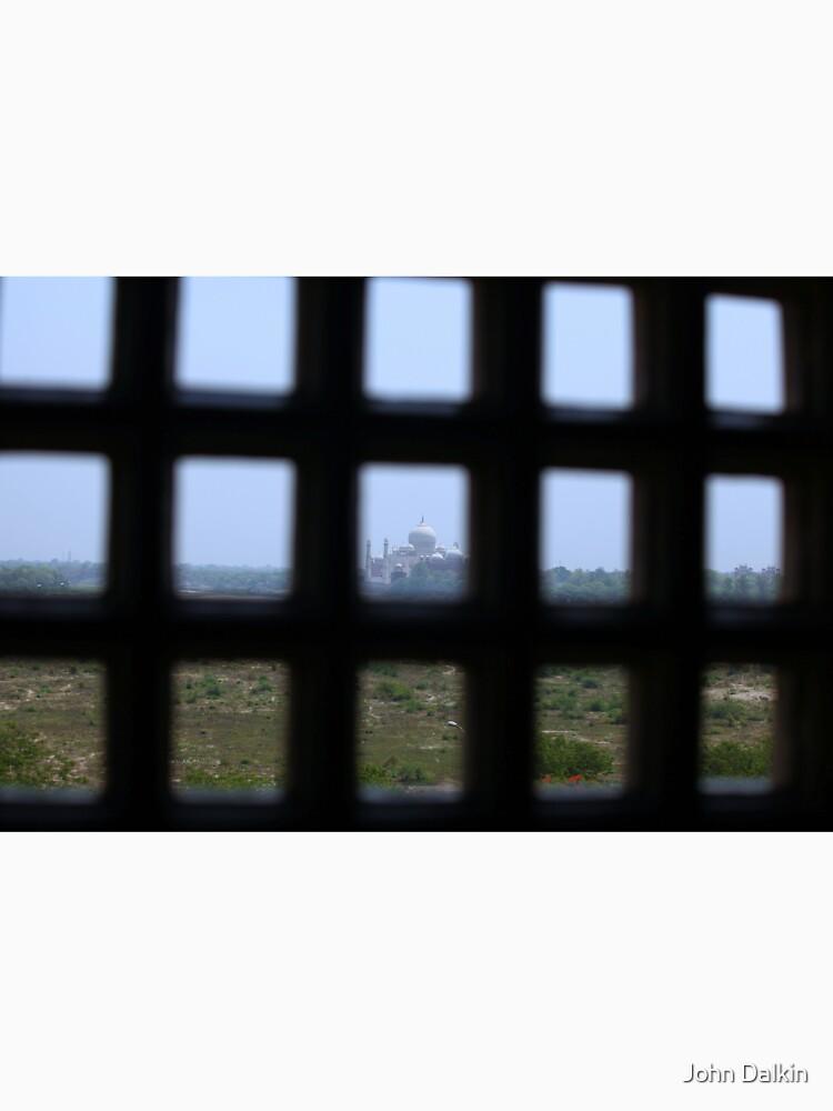 A Prisoners view of the Taj Mahal by JohnDalkin