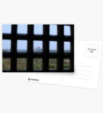 A Prisoners view of the Taj Mahal Postcards