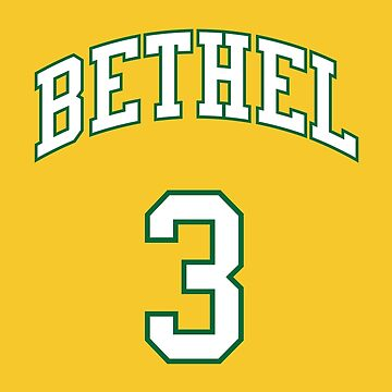 Allen Iverson 3 Bethel High School Basketball Team 2 by hanelyn