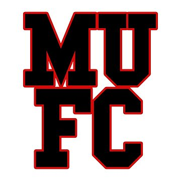 MUFC by Nkioi