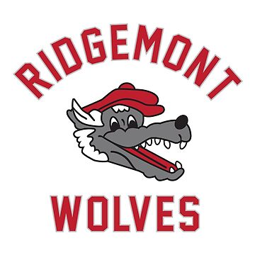 Ridgemont Wolves High School by hanelyn