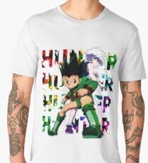Hunter X Hunter - Killua and Gon Men's Premium T-Shirt