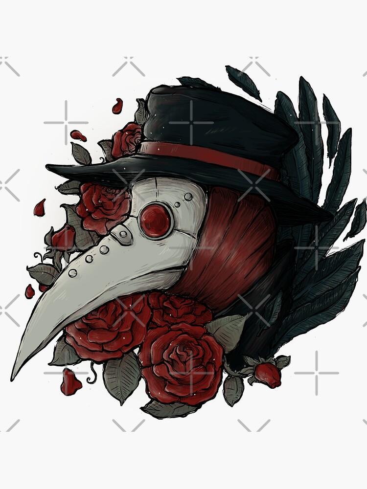 Plague Doctor by xMorfina