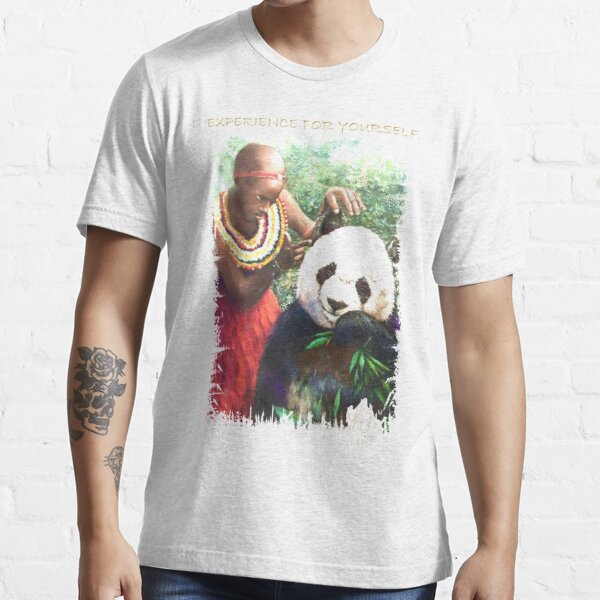 Experience for yourself. Essential T-Shirt