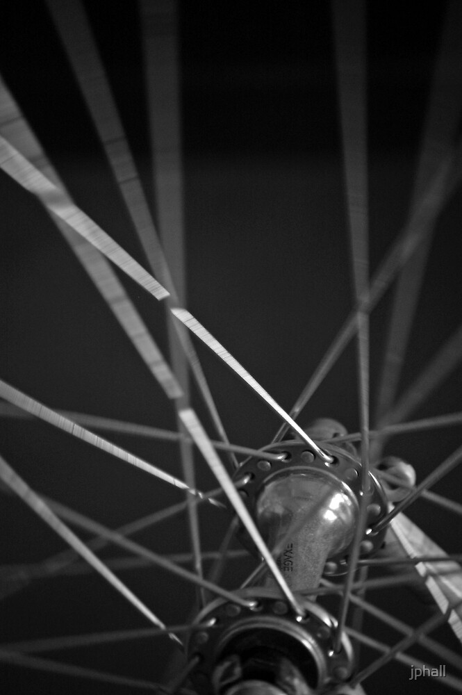 Wheel In Motion by jphall