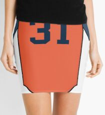 Collin McHugh Players' Weekend Mini Skirt