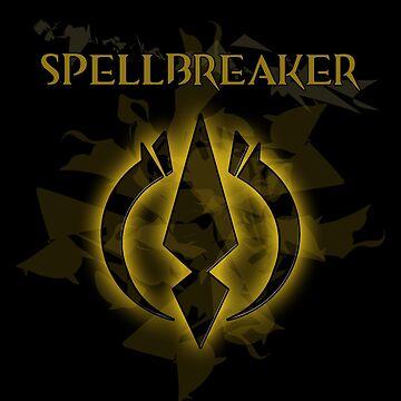Guild Wars 2 PoF - Warrior Spellbreaker (Guerrero Rompehechizos) by HelenFerroni