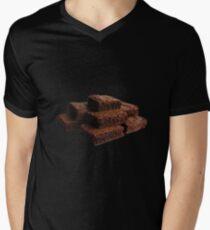 brownie Men's V-Neck T-Shirt