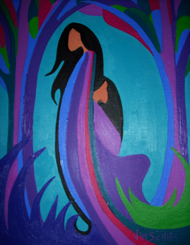 Ladies of the Forest by Jamie Winter-Schira