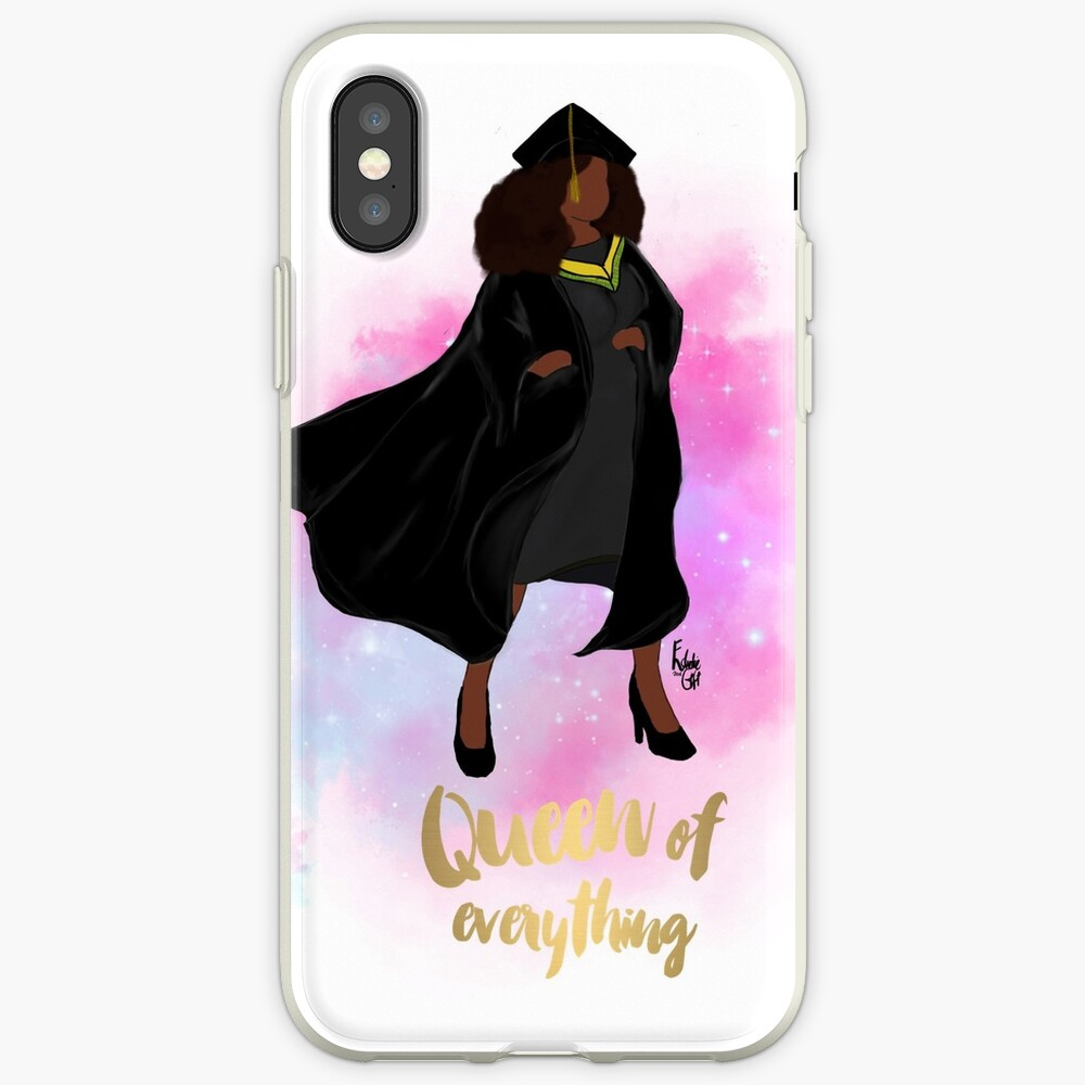 Queen of everything iPhone Case & Cover
