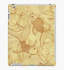 Goldfishes Nr. 2 iPad Case/Skin