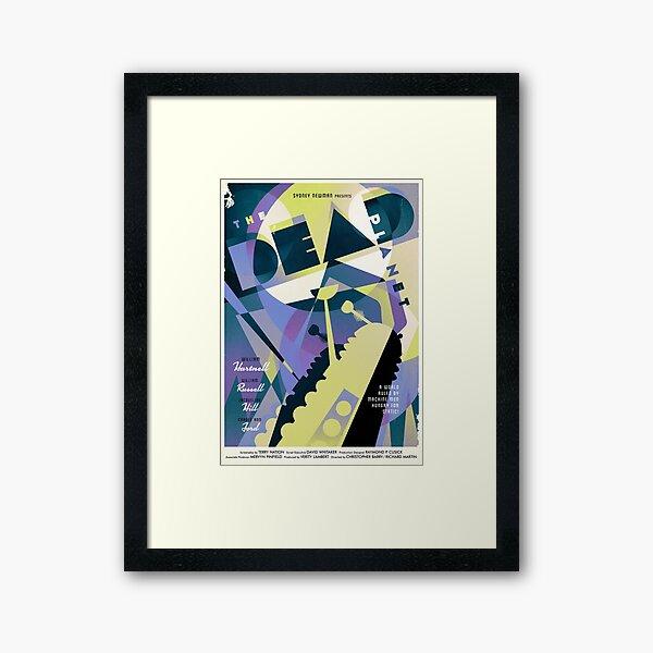 The Dead Planet Framed Art Print