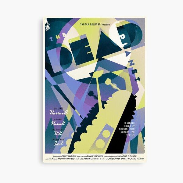 The Dead Planet Canvas Print