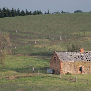 Old Farmhouse by Ramace